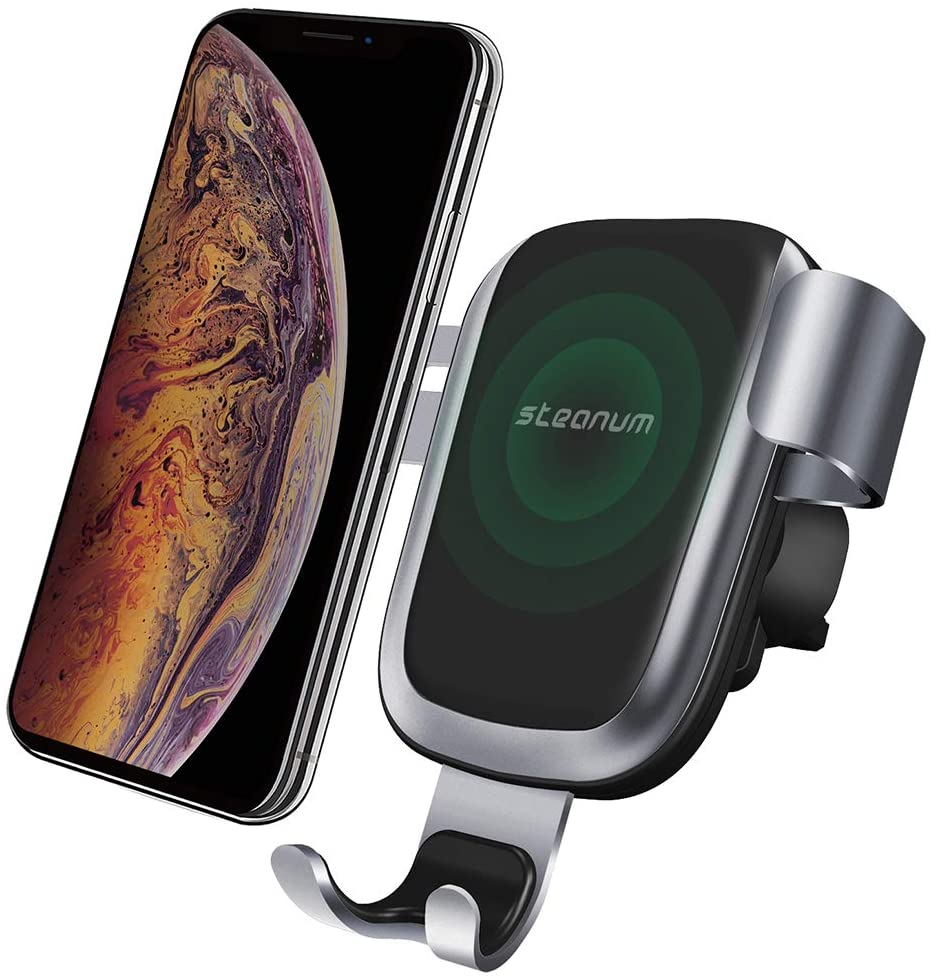 Steanum Wireless Car Charger Mount