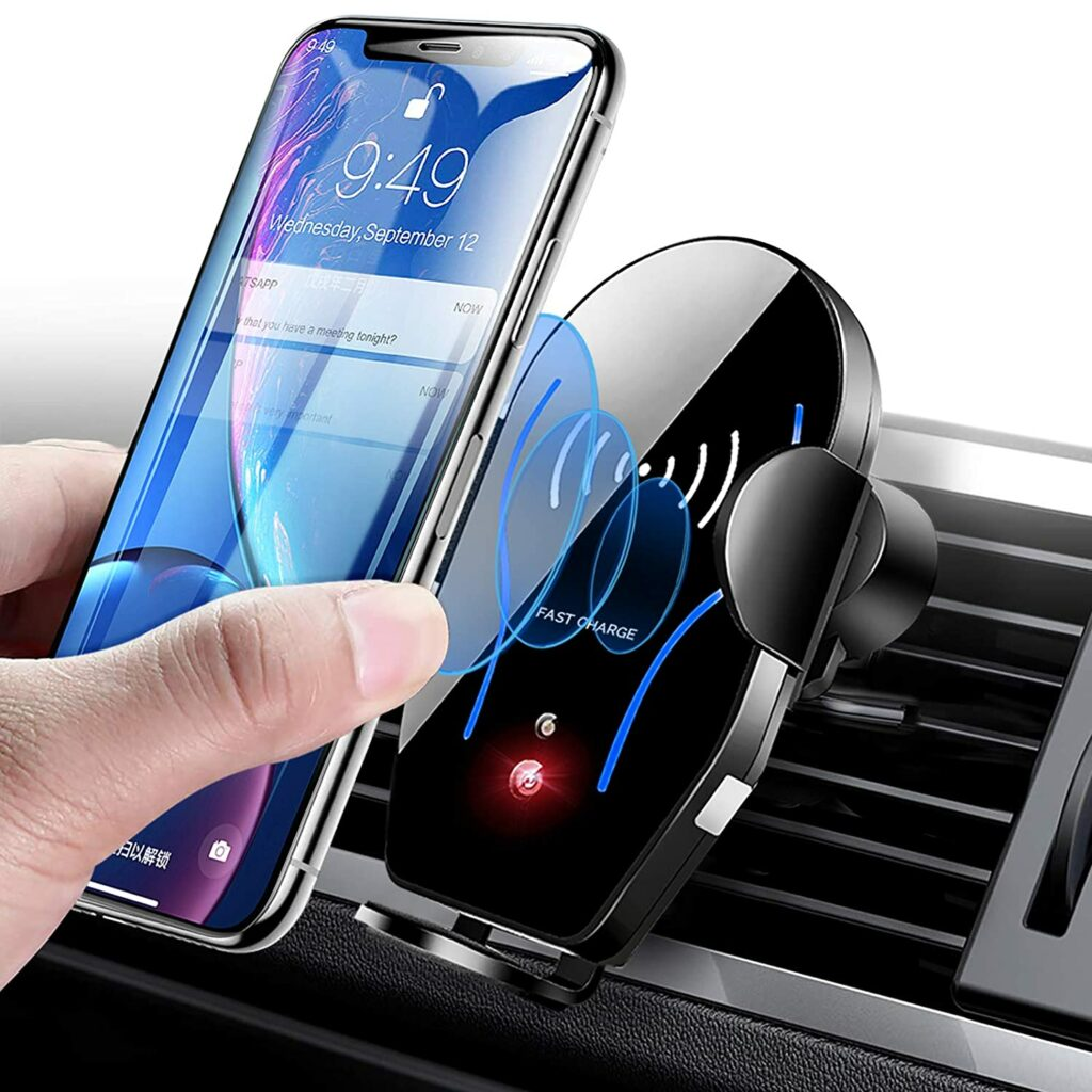X Reaco Wireless Car Charger Mount