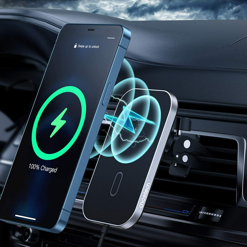 Choetech Wireless Car Charger Mount